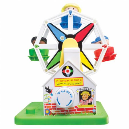 Fisher Price Classics - Musical Ferris (Promotional Prize Wheel)