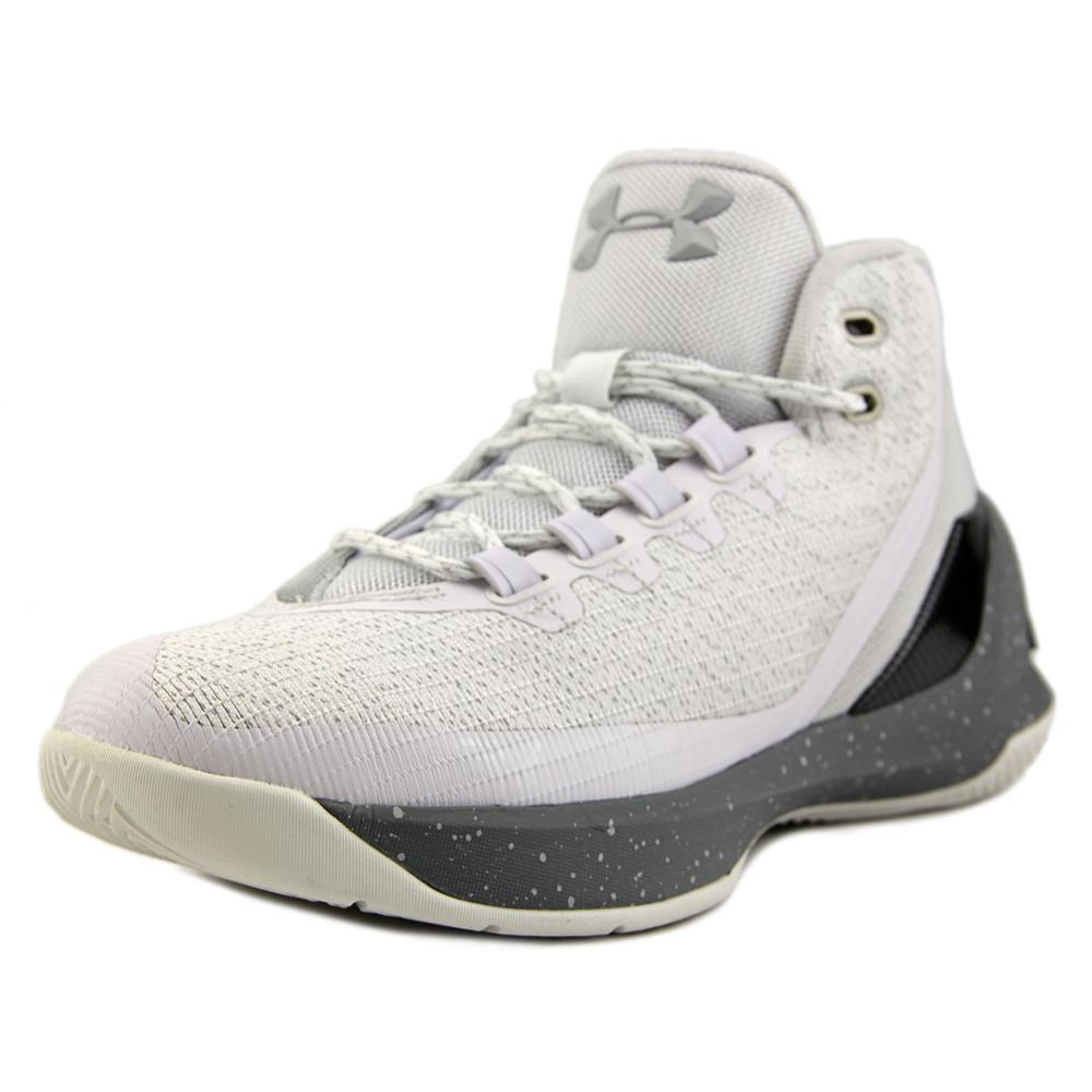Under Armour GS Curry 3   Round Toe Synthetic  Basketball...