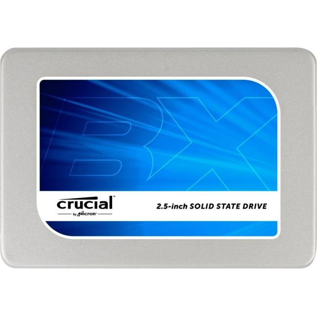"Crucial CT480BX200SSD1 Crucial BX200 480 GB 2.5"" Internal Solid State Drive - SATA"