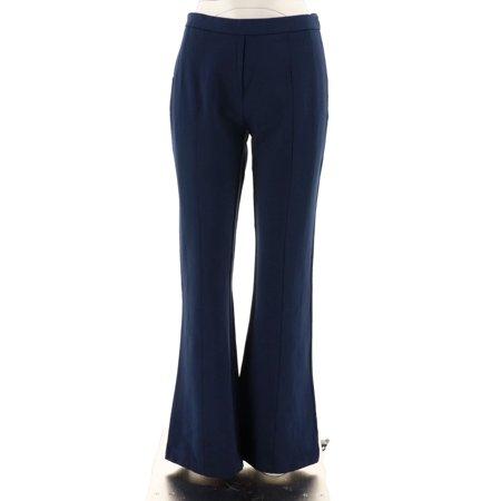 4b8ff953 Brand - Halston Ponte Flare Pants Seam A281399 - Walmart.com