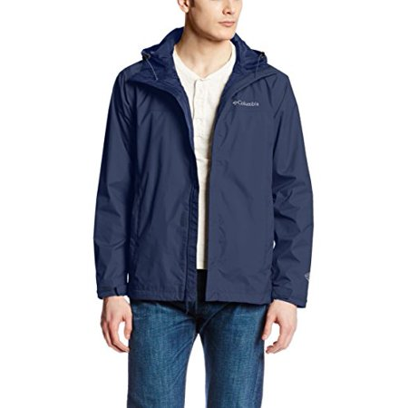 Columbia Watertight II Front Zip Omni-Shield Rain Jacket - Collegiate (Columbia Omni Tech Light)