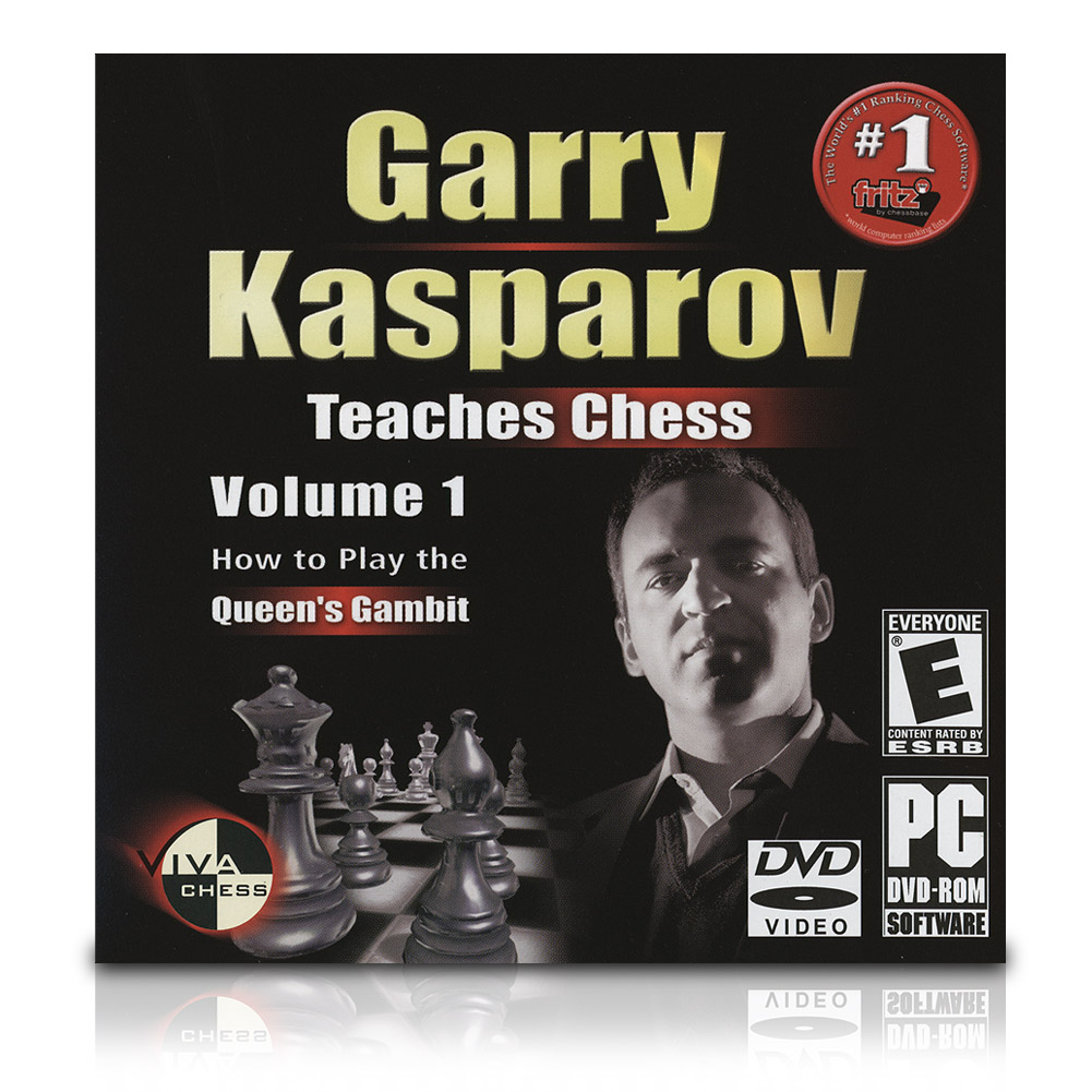 Garry Kasparov Teaches Chess 1: How to Play the Queen's Gambit