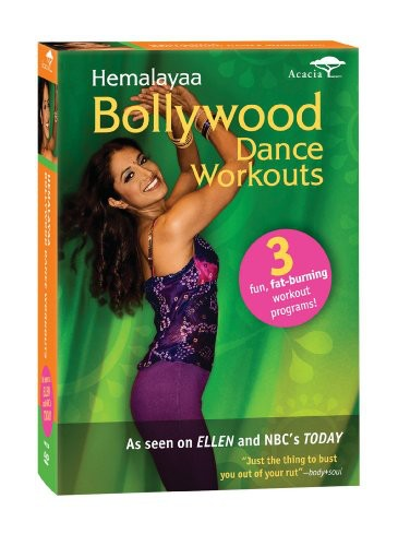 Bollywood Dance Workouts by ACORN MEDIA