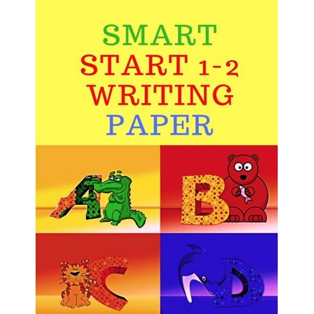 Smart Start 1-2 Writing Paper: Childrens Handwriting Paper with Lots and Lots of Letter Tracing Practice It's So Much Fun, That They Won't Know (Vegetables That Start With The Letter S)