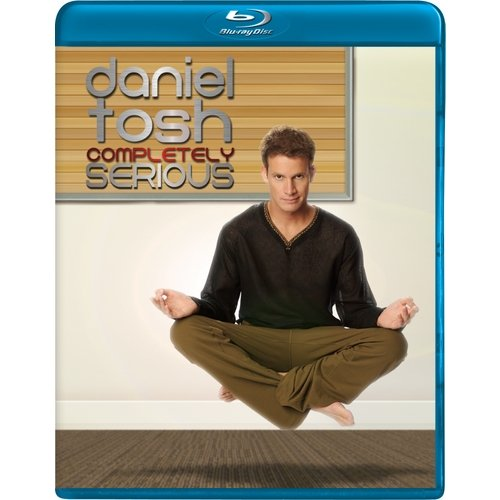 DANIEL TOSH:COMPLETELY SERIOUS