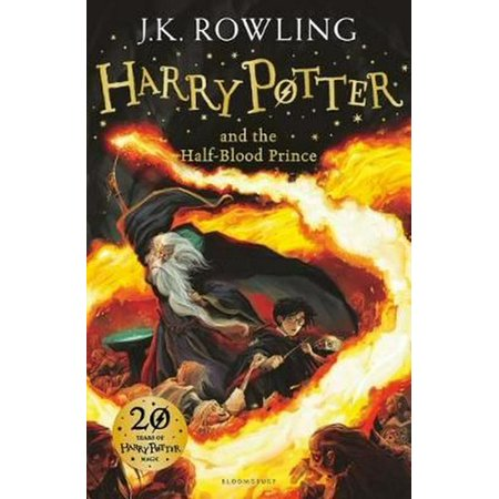 Harry Potter and the Half-Blood Prince: 6/7 (Harry Potter 6) (Harry Potter And The Half Blood Prince Ps3)
