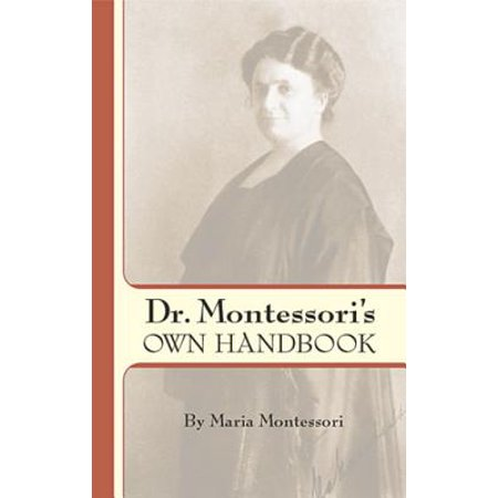 Dr  Montessori's Own Handbook - eBook