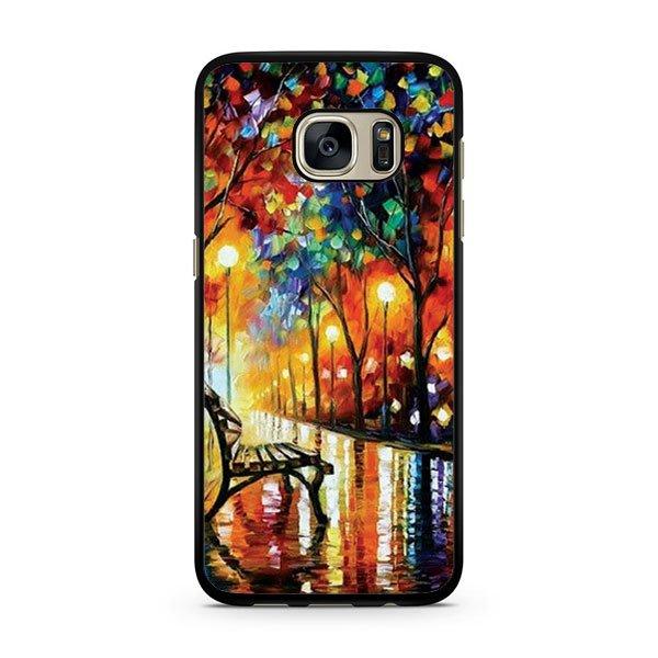 Park Bench Galaxy S7 Edge Case