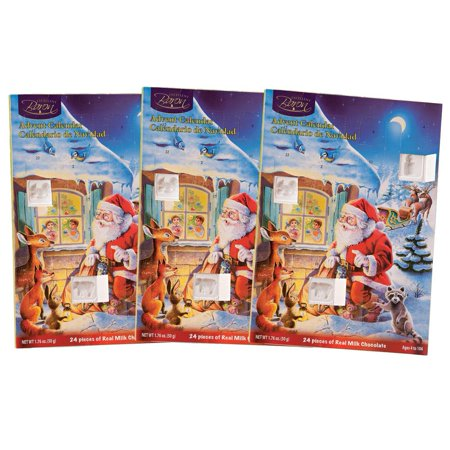 Advent Calendar For Kids (Chocolate Advent Calendar, Set of)