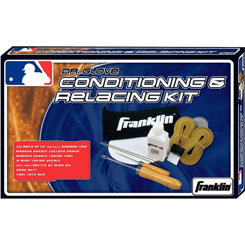 Franklin Sports MLB Conditioning & Repair Kit