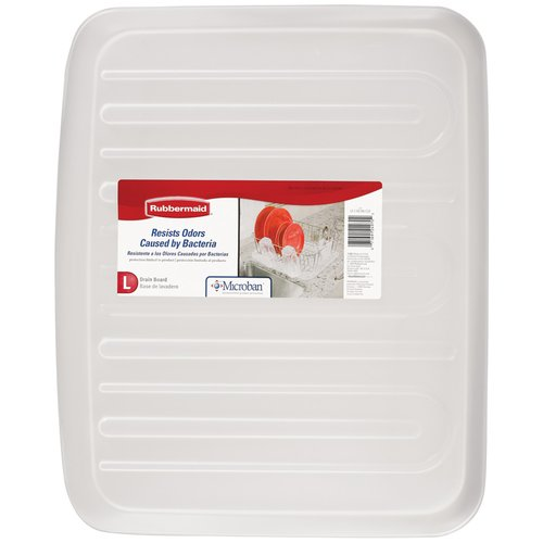 Rubbermaid 1.3'' x 14.7'' x 18'' Drain-Away Board