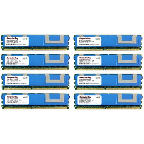 Komputerbay 32GB (8X4GB) Memory HP XW8600 WORKSTATION,Pro...