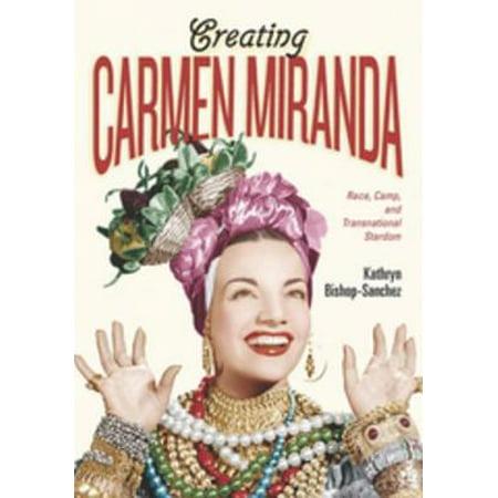 Creating Carmen Miranda - eBook (Carmen Miranda Costume)