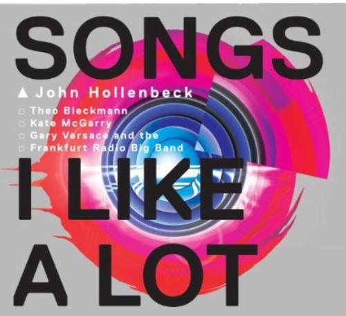 John Hollenbeck - Songs I Like a Lot [CD]