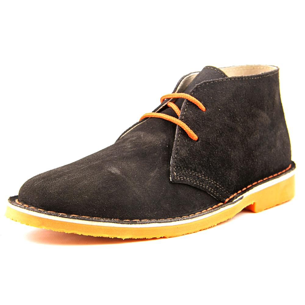 Eric Michael Crosby   Round Toe Suede  Chukka Boot