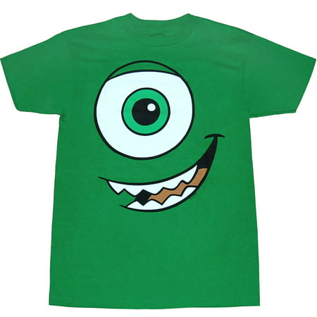 Monsters Inc I Am Mike Wazowski T-Shirt - Mike Wazowski Shirt