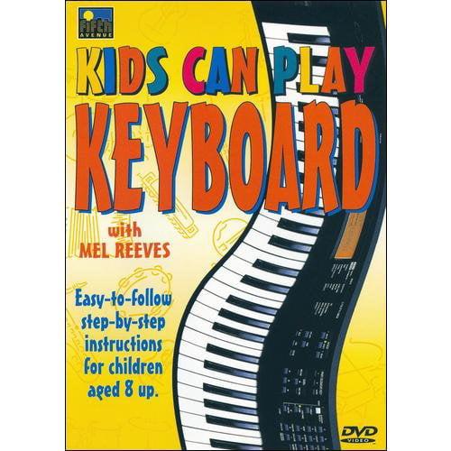 KIDS CAN PLAY KEYBOARD