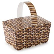 Basket Empty Favor Boxes