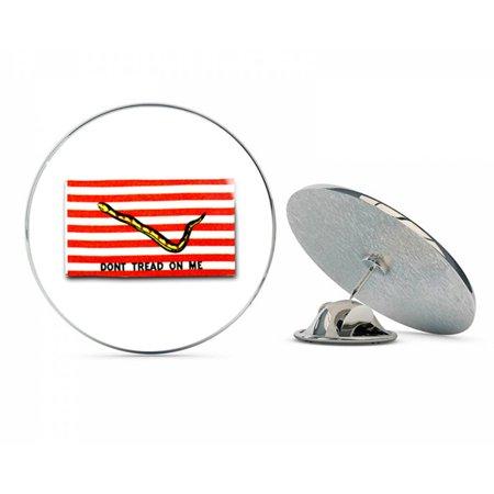 First Navy Jack - US Navy FIRST NAVY JACK  FLAG Military Veteran USA Pride Served Gift Metal 0.75