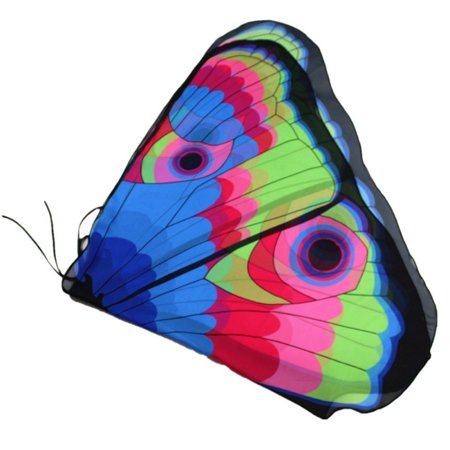 AngelCity 1PC Butterfly Wings Shawl Cloak Cape Scarf,Decorative Butterfly Wing Sling Cloak Costume For Child Kids Girls Women Ladies - Shaft Costume
