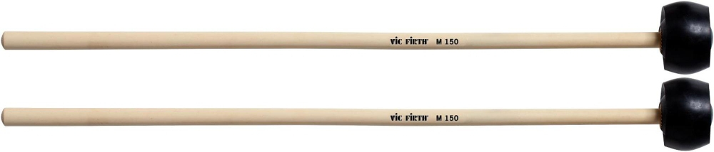 Vic Firth M150 Bass Marimba Mallets by Vic Firth