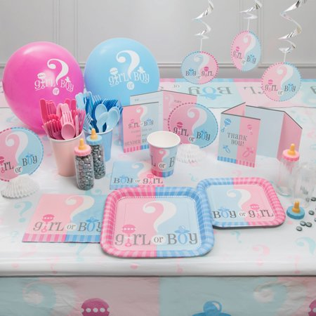 Shop Gender Reveal Party Supplies