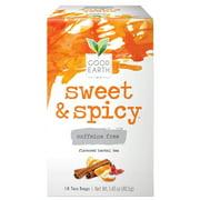 Good Earth, Sweet & Spicy, Decaf Herbal Tea Bags, 18 ct.