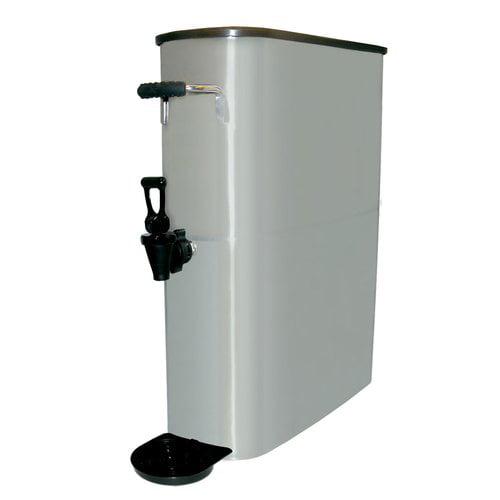 Update ITDS-5G 5 Gallon Space-Saver Iced Tea Dispenser by Update International