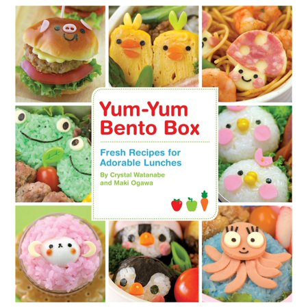 Yum-Yum Bento Box : Fresh Recipes for Adorable Lunches (New Adorable Japan)