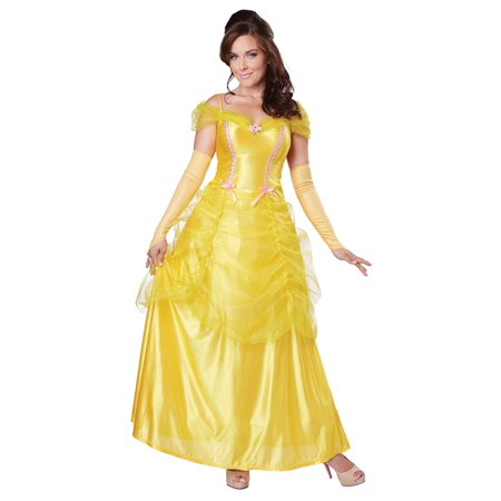 Adult Classic Beauty Fairytale Princess Costume by California Costumes 01346