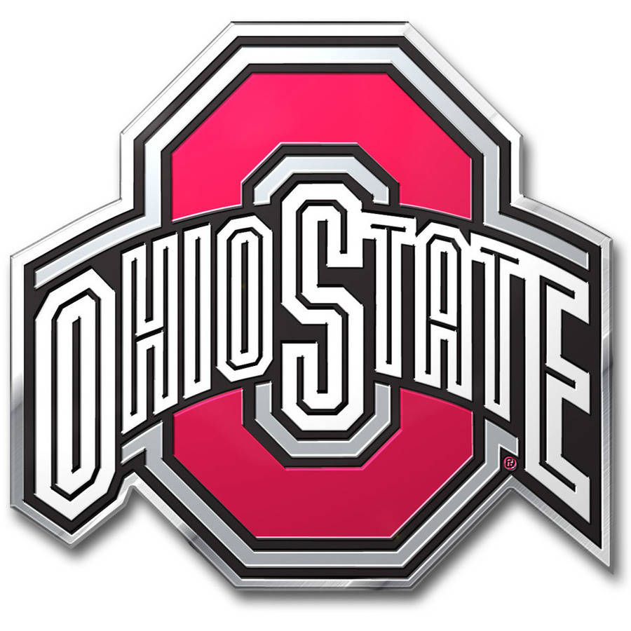 Ohio State Buckeyes Official NCAA Auto Emblem by Team Promark 633498