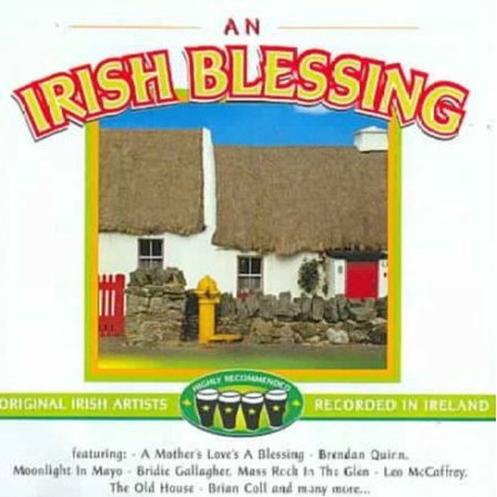 Irish Baby Blessing (AN IRISH BLESSING)
