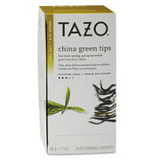 Best Chinese Green Teas - Tazo, China Green Tips, Tea Bags, 24 Ct Review