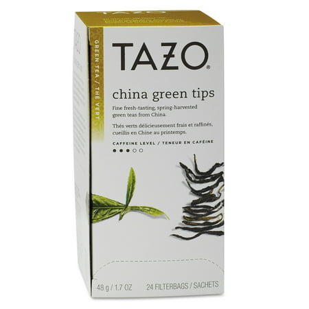 Tazo China Green Tea Conseils FilterBags, 1,7 oz, 24 count