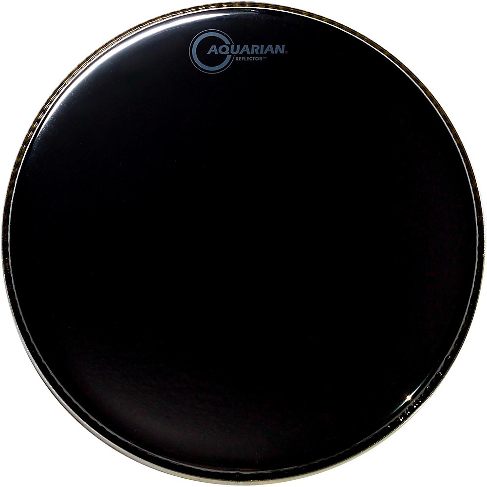 "Aquarian 6"" Reflector Batter Side Drum Head by Aquarian"