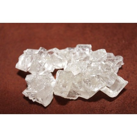 BAYSIDE CANDY ROCK CANDY CRYSTALS WHITE, 1LB](Candy Rocks)