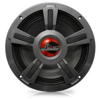 LANZAR OPTI8M-8 - 8 Opti-Drive Car Mid-Bass Speaker - Pro Audio Midbass Car Speaker, 8 Ohm (800 Watt)