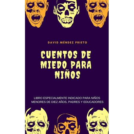 Cuentos de Miedo para Niños - eBook - Sustos De Miedo Para Halloween