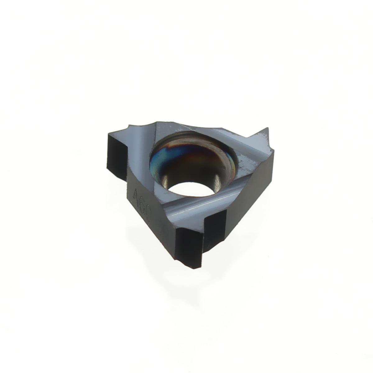 "1x 11 IR A60 11IR A60 11 IR  A60 1//4 /"" Carbide Insert For Threading Turning Tool"