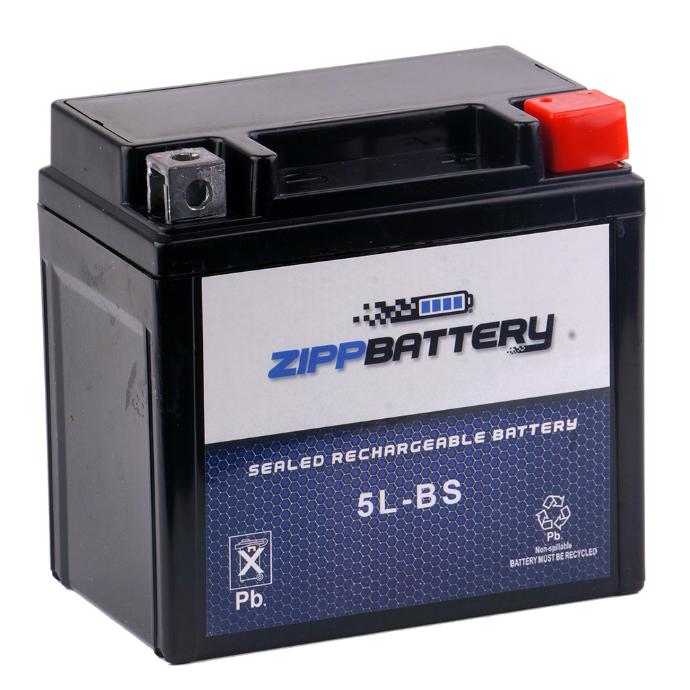 YTX5L-BS Motorcycle Battery for Yamaha 250cc WR250F 2003