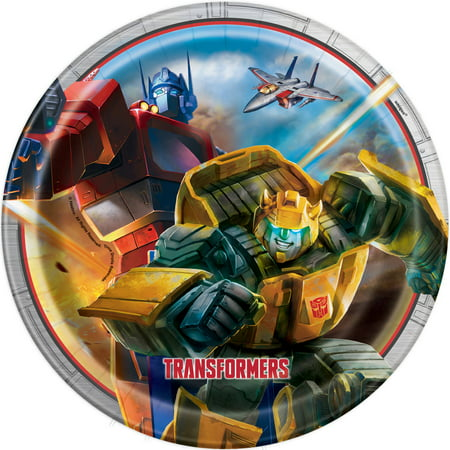 Transformers Party Theme ((3 Pack) 9
