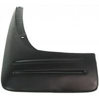 Cover Liner Extension Front Trim: Base BM1251131 Passenger Side Replacement For 51717027448 For BMW 745Li Splash Guard//Fender Liner 2002 03 04 05
