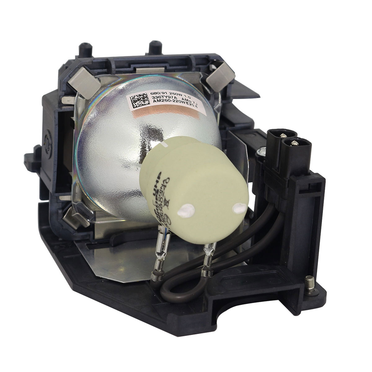 Lutema Economy Bulb for NEC NP-UM330WiJL Projector (Lamp Only) - image 2 of 5