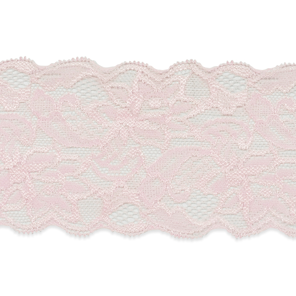 "Expo Int'l 10 Yards of Breanne 3 1/4"" Stretch Raschel Lace Trim by the yard"