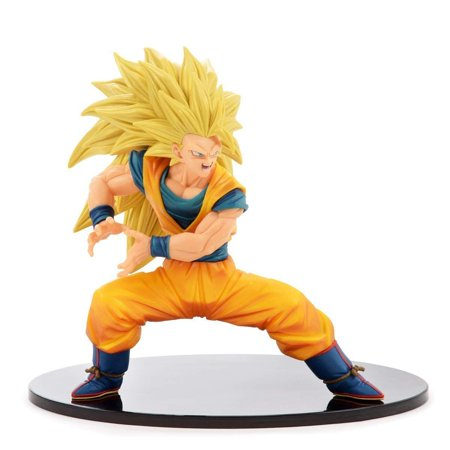 Dragon Ball Super Fes Vol.3 6.3-Inch PVC Figure - Super Saiyan 3 Son Goku