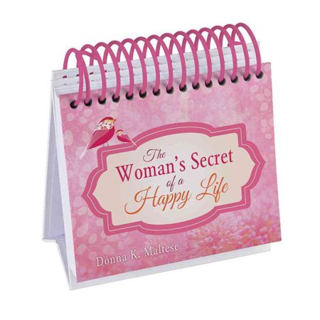 The Woman's Secret of a Happy Life Perpetual Calendar