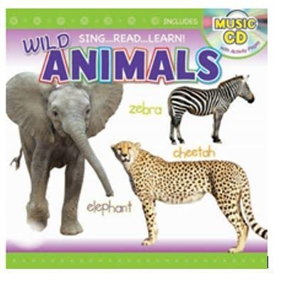 Wild Animals Sing Read Learn Landoll