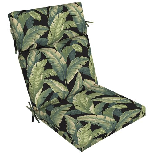 Bay Isle Home Outdoor Dining Chair Cushion