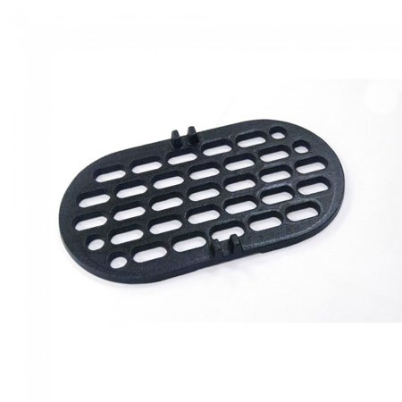 Primo Cast Iron Charcoal Grate For Primo Oval Jr. 200 Grills OEM ()