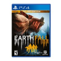 Earthfall Deluxe Edition, Gearbox, PlayStation 4, 850942007519
